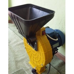 Vegetable and grain crusher...